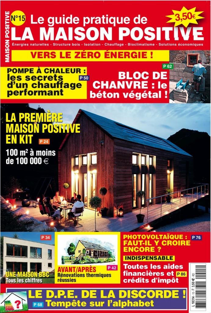le guide pratique de la maison positive - janvier 2012